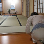 Yoga from Japan to the World~attitude of humbleness~